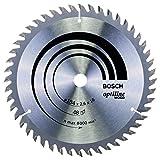 Bosch 2 608 641 181 - Hoja de sierra circular Optiline Wood - 184 x 16 x 2,6 mm, 48 (pack de 1)