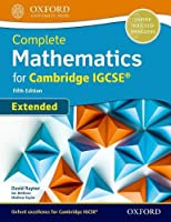 Complete Mathematics for Cambridge IGCSE (R) Student Book (Extended)