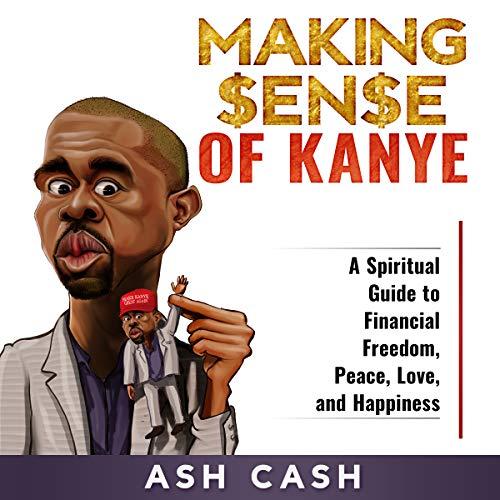 『Making Sense of Kanye』のカバーアート