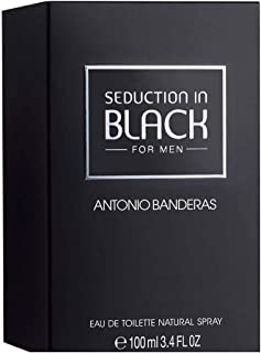 عطر بلاك سيدكشن من انطونيو بانديراس او دي تواليت - 100 مل