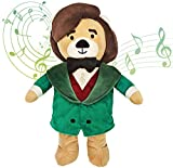 Vosego Virtuoso Bears Chopin | 40 Minutos de Música Clásica para Bebés | Peluche Musical Premiado de 15 ″ | Juguete Educativo Bebés, Niños, Adultos