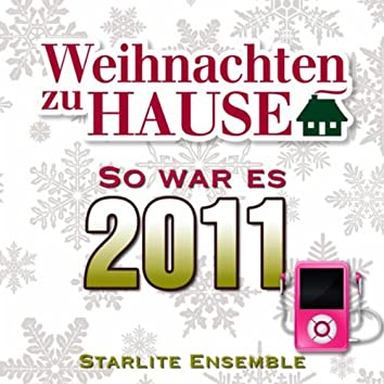 Weihnachten zu Hause: So war es 2011