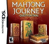 Mahjong:Journey Quest for Tikal (Nintendo DS) 北米版