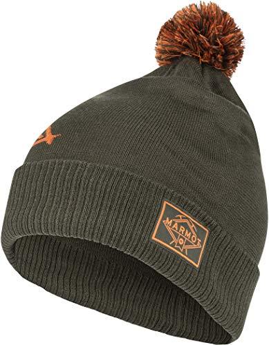 Marmot Marshall Hat Chapeau Mixte, Rosin Green, One