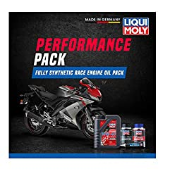 LIQUI MOLY Yamaha R15 V1 Performance Pack 10W-40 (1L),Liqui Moly