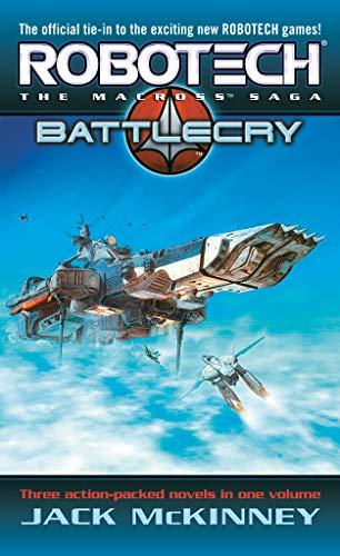 Robotech: Genesis/Battle Cry/Homecoming [Lingua Inglese]