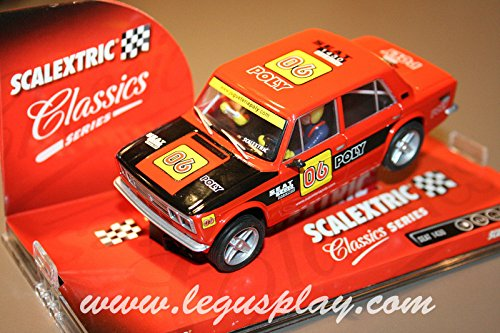 SCX Slot Scalextric 6236 Compatible Seat 1430 Poly Especial Edition 2006