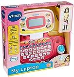 VTech - Peque ordenador educativo, color rosa, versión inglesa (155453)