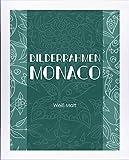 Homedeco-24 Monaco MDF Bilderrahmen ohne Rundungen 35 x 25