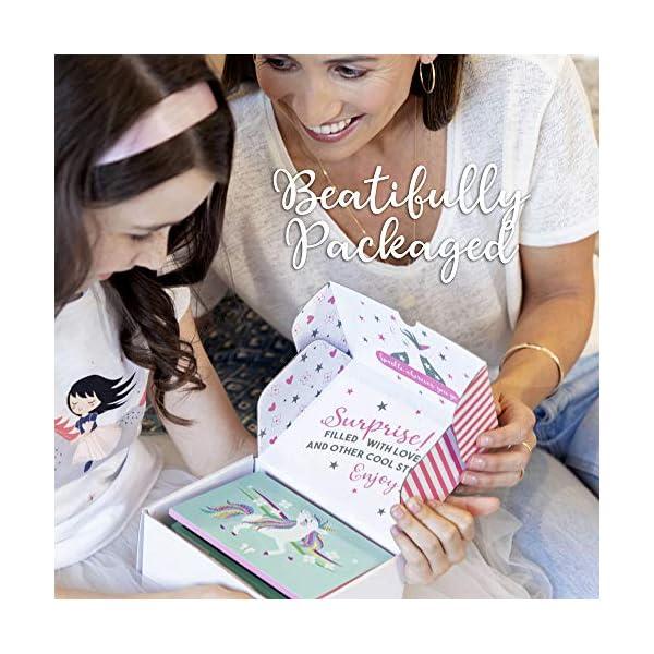 Amitié Lane Unicorn Jewelry Box For Girls - Two Unicorn Gifts For Girls Plus Augmented Reality App (STEM Toy) - Unicorn… 8