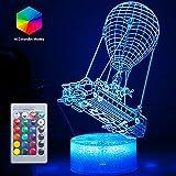 Batttlebus 3D Optical Illusion Lampe Einzigartige