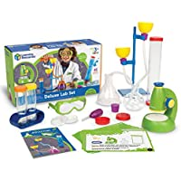 Learning Resources Primary Science Deluxe Lab 45-Piece Set