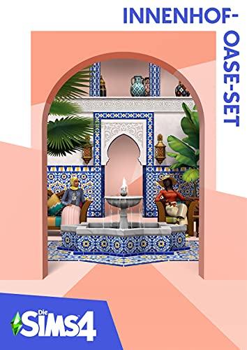 Die Sims 4 Innenhof Oase Set (KIT 05)   PC Code - Origin