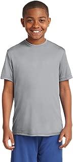 Dri-Wick Youth Sport Performance Moisture Wicking Athletic T-Shirt