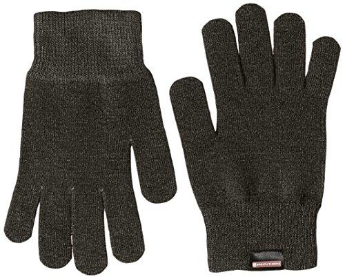 [ミズノ] アウトドアウェア ブレスサーモ インナーグラブ 手袋 フィット感 吸湿発熱 A2JY4512 メンズ ブラック M