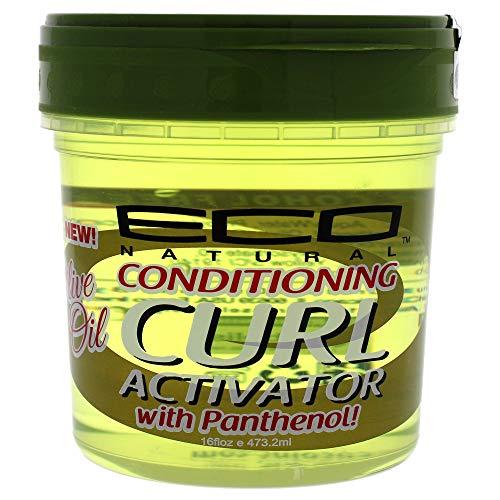 ECO Curl Activator Gel Huile d'Olive 473 ml