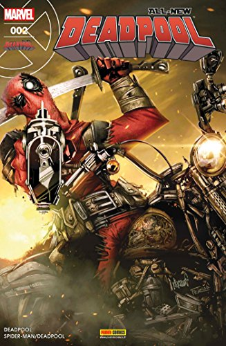All-new Deadpool n°2