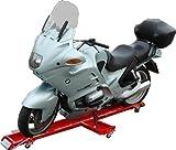 TrutzHolm Motorrad Rangierhilfe Motorradständer Motorradheber Rollwagen 567 kg