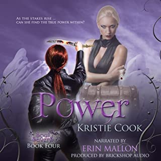Power                   By:                                                                                                                                 Kristie Cook                               Narrated by:                                                                                                                                 Erin Mallon                      Length: 10 hrs and 55 mins     5 ratings     Overall 4.6