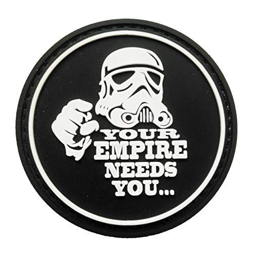 Your Empire Needs You Stormtrooper PVC Parche