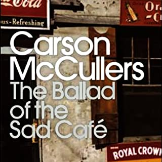 The Ballad of the Sad Café audiobook cover art