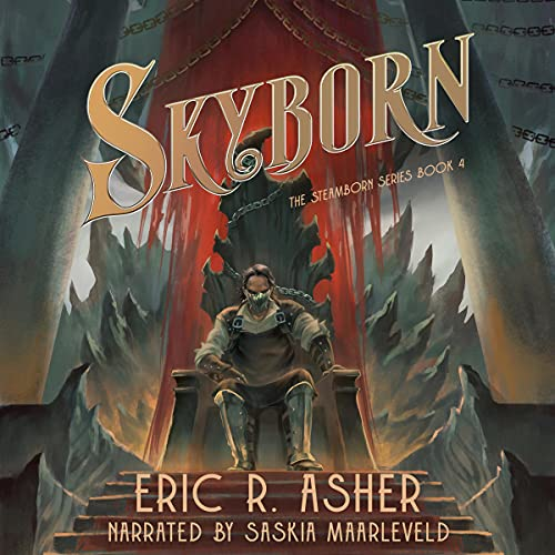 Skyborn Audiobook By Eric Asher cover art