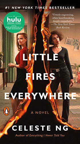 Little Fires Everywhere (Movie Tie-In): A Novel