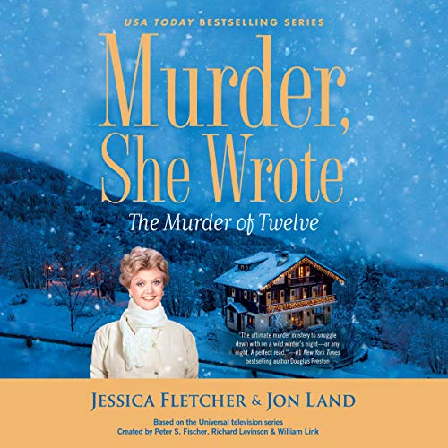 Murder, She Wrote: The Murder of Twelve cover art