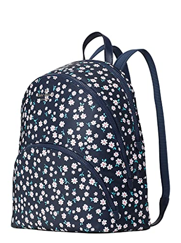 Kate Spade Karissa Nylon Fleurette Toss Large Backpack Women's Fashion...
