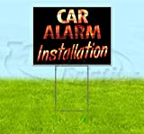 Tampa Printing Car Alarm Installation Fire-YS-50pkD-ys