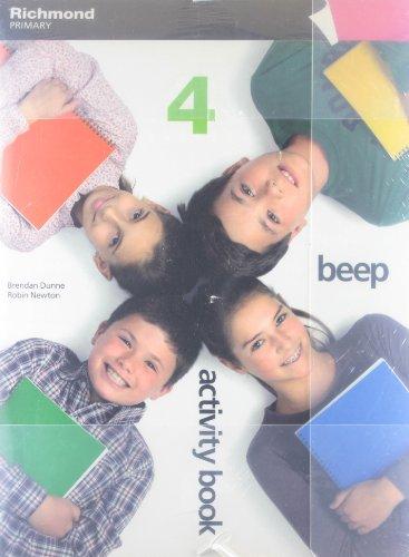 BEEP 4 ACTIVITY BOOK - 9788466814584