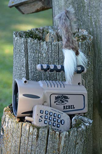 Product Image 4: Lucky Duck Rebel Predator Electronic Caller with Decoy