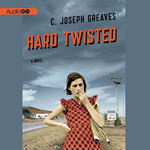 Hard Twisted audiobook cover art