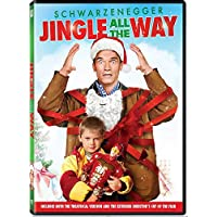Jingle All the Way Family Fun Edition (DVD)