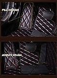 Hunulu Alfombrillas De Coche para Audi Todos Los Coches A6L R8 Q3 Q5 Q7 S4 S5 S8 RS TT Quattro A1 A2 A3 A4 A5 A6 A7 A8 Piezas De Automóvil Pie De Coche Personalizado
