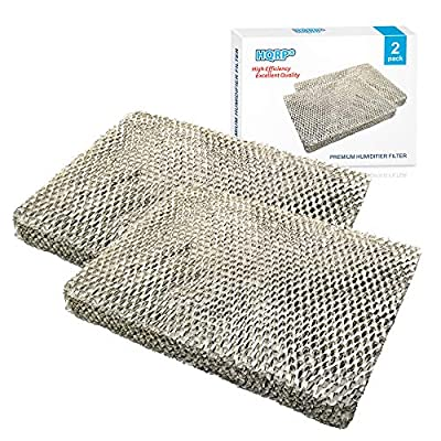 HQRP 2-Pack Water Filter Replacement Compatible with Aprilaire 35 fits 700, 700A, 700M, 600, 600A, 600M, 350, 360, 560, 560A, 568, 760, 768 Humidifiers