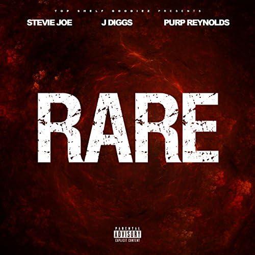 Stevie Joe, J-Diggs & Purp Reynolds