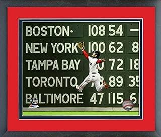 Andrew Benintendi Boston Red Sox 2018 World Series Action Photo (Size: 12.5
