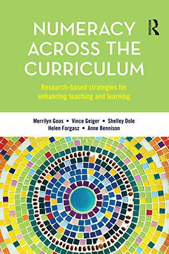 Numeracy Across the Curriculum: Research-based strategies for enhancing teaching and learning