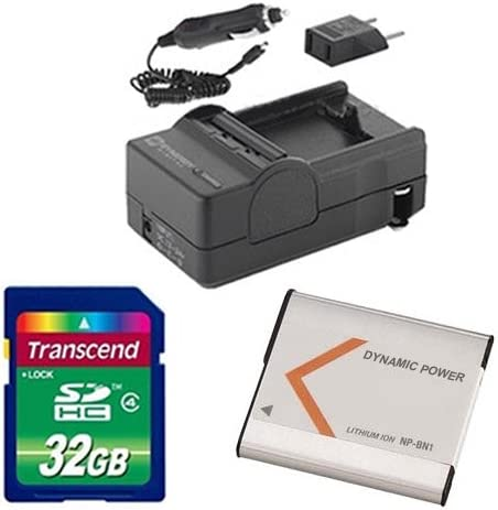 Sony DSC-W830 Digital Camera Accessory Outstanding Includes: SD32GB Kit Popular products Memo