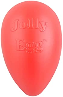 Jolly Pets 12-Inch, Jolly Egg, Red