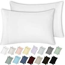 Best cheap cotton pillowcases bulk Reviews