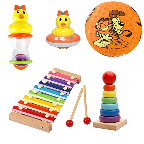 Jouets FEI bébé Instruments de Musique pour 1-2 Ans Début Éducation (Taille : E)
