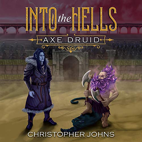 Into the Hells audiobook cover art