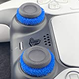 GOW 2 x Aim Assist Ringe für Controller - Zielhilfe passend für PS4, PS5, Xbox, PC & Zubehör Joysticks. Genaues Zielen/besserer Aim/Millimeter genaue Abstimmung (Mittel)