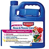 Best Rose Fertilizers - BioAdvanced 701262 All-in-One Rose and Flower Care Fertilizer Review