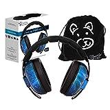 Premium Gehörschutz | KOSTENLOSE Reisetasche | Ideal für Feuerwerk, laute Umgebungen, Autismus, Kinder Gehörschutz, Baby Gehörschutz, unsere Baby Gehörschutz sind für 3 Monate - 5 Jahre Von BearBands