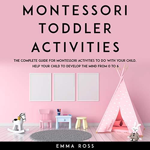 Montessori Toddler Activities cover art