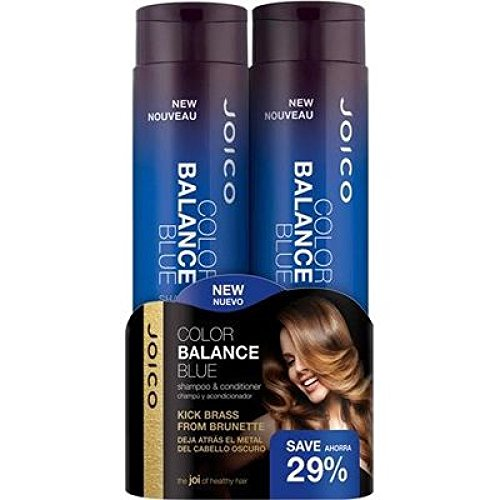 Joico Color Balance Blue Shampoo & Conditioner Duo