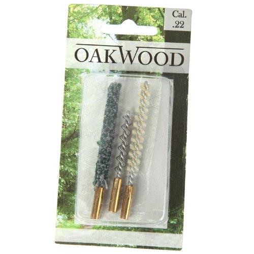 Oakwood Reinigungsbürsten-Set 3-teilig Kal. 5,5 mm